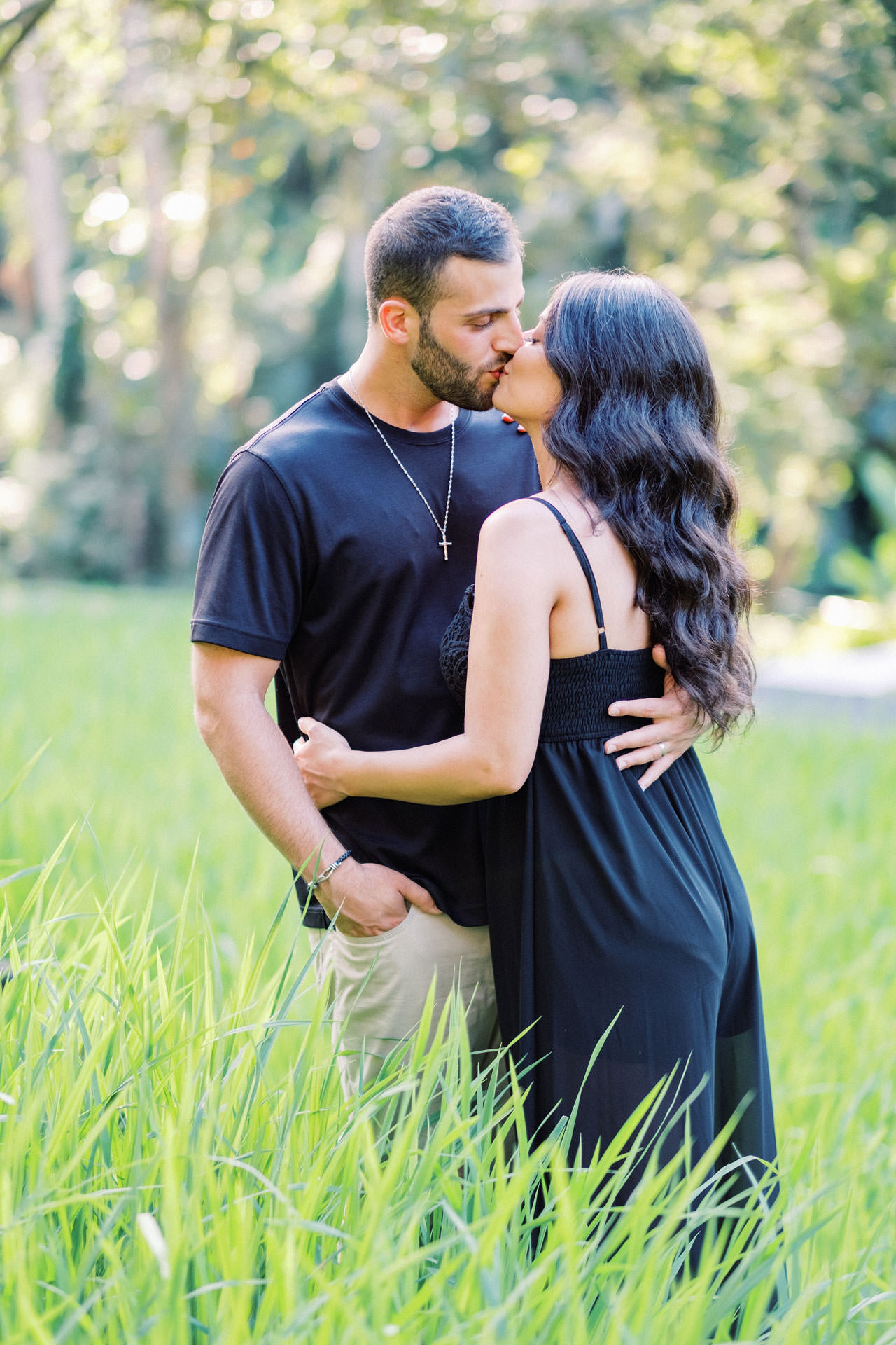 Honeymoon Photo Session at The World's Best Resort 8