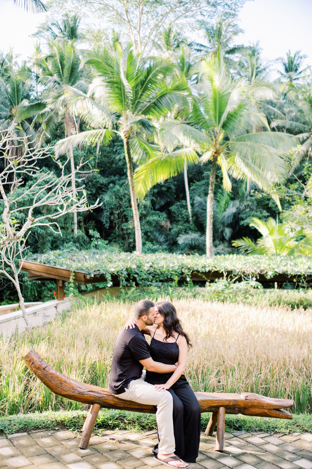 Honeymoon Photo Session at The World's Best Resort 11