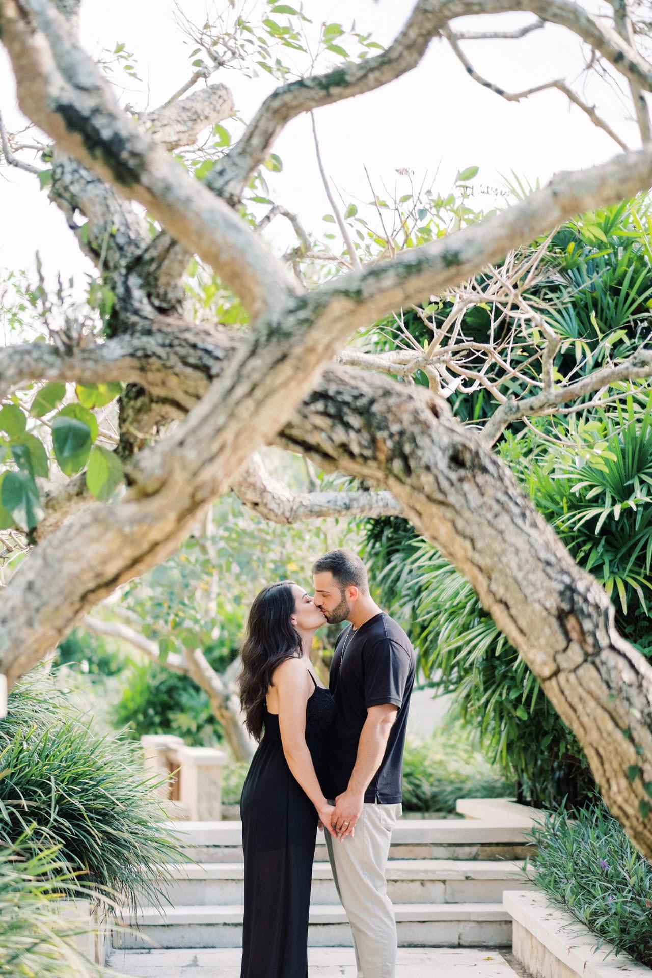 Honeymoon Photo Session at The World's Best Resort 13