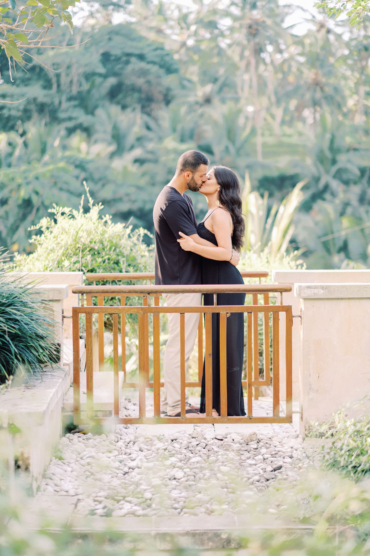 Honeymoon Photo Session at The World's Best Resort 17