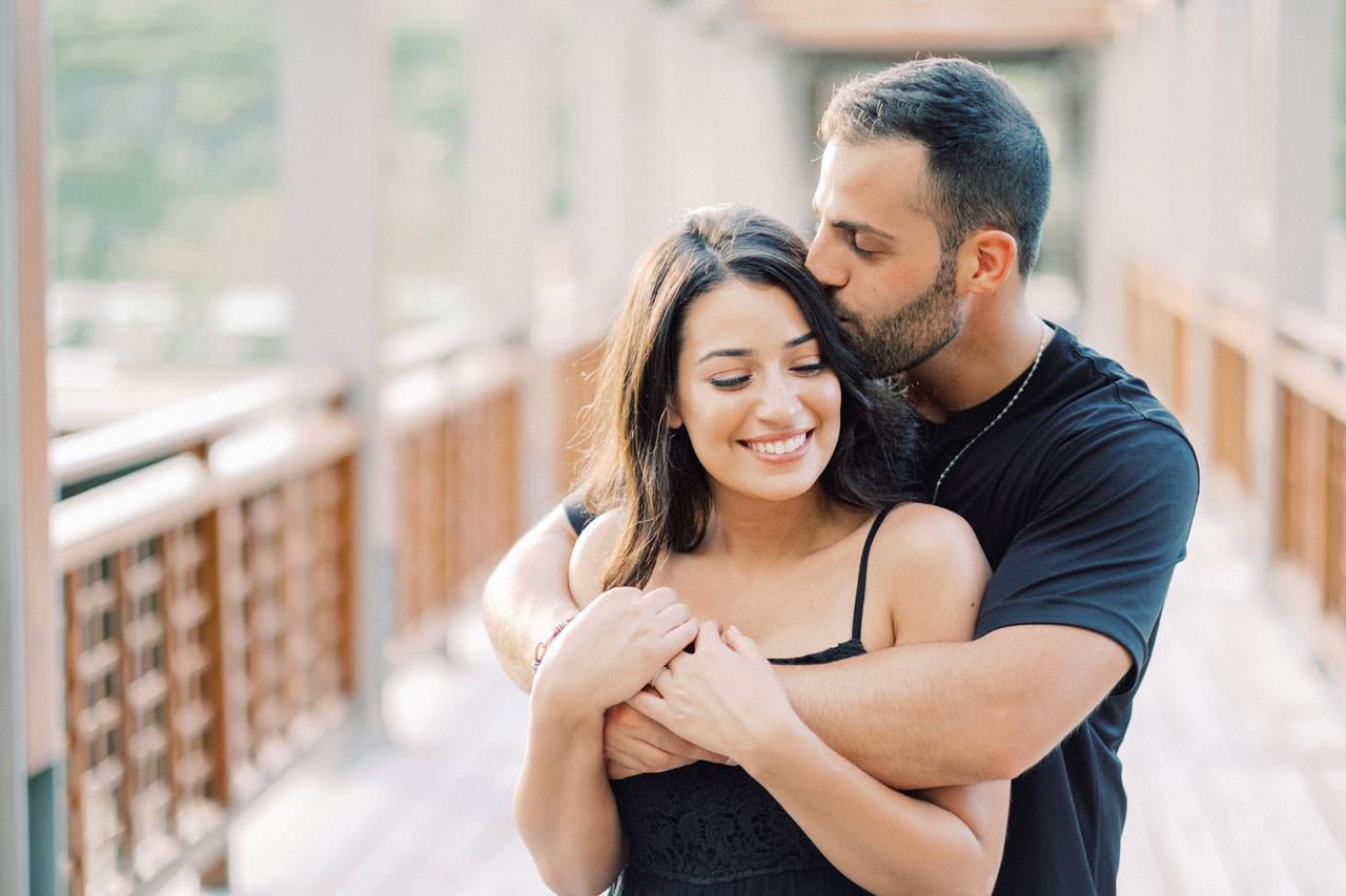 Honeymoon Photo Session at The World's Best Resort 20