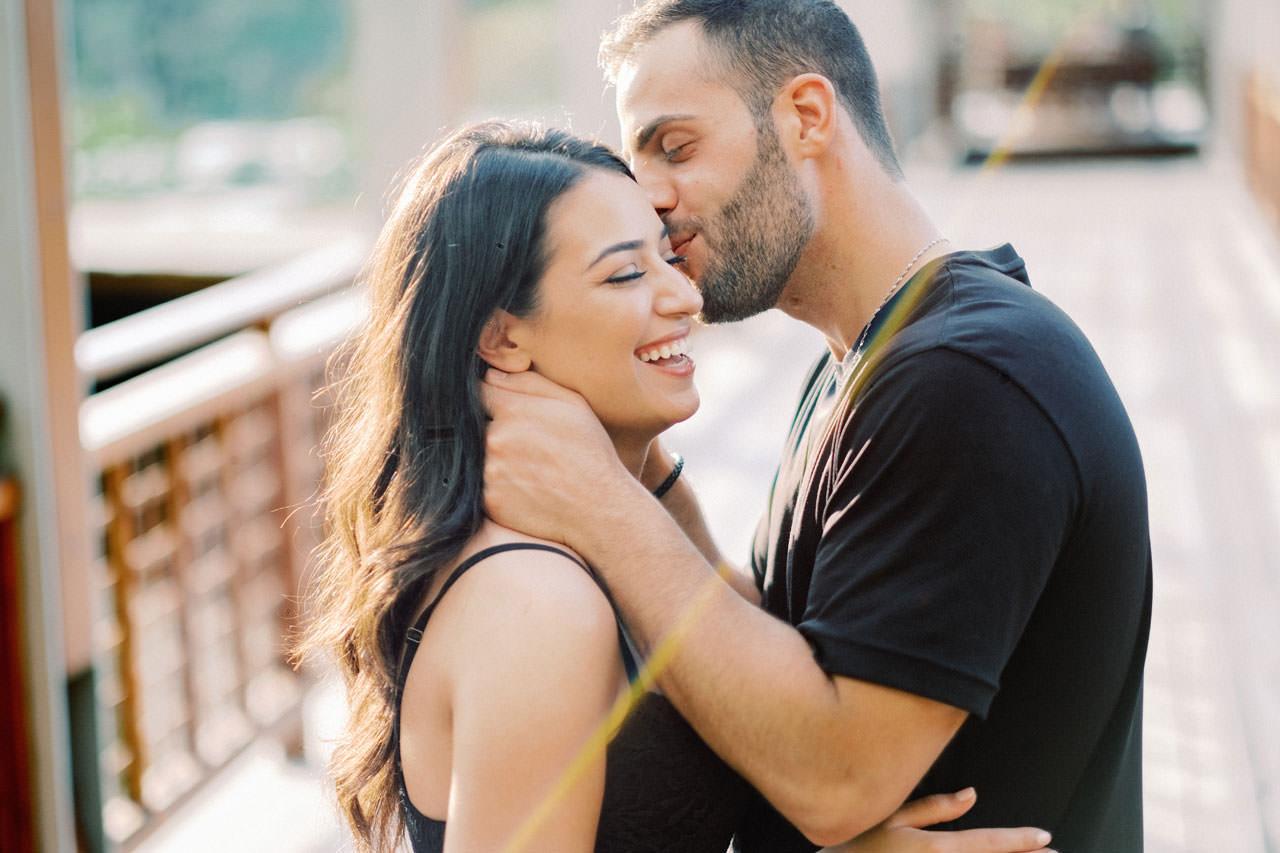 Honeymoon Photo Session at The World's Best Resort 21