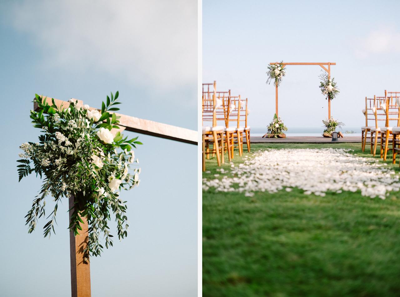 A&J: A Dramatic Bali Cliff Top Wedding Photography 15