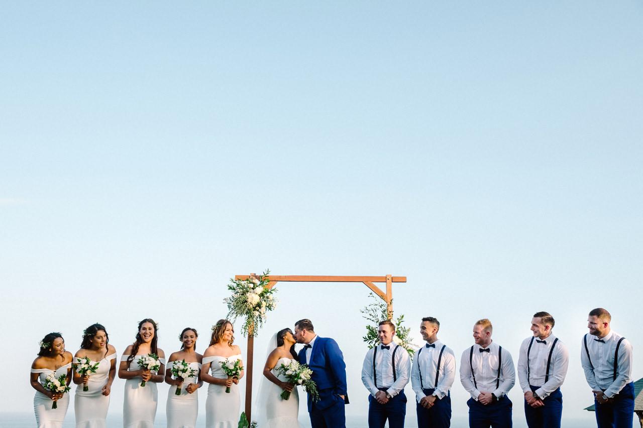 A&J: A Dramatic Bali Cliff Top Wedding Photography 20