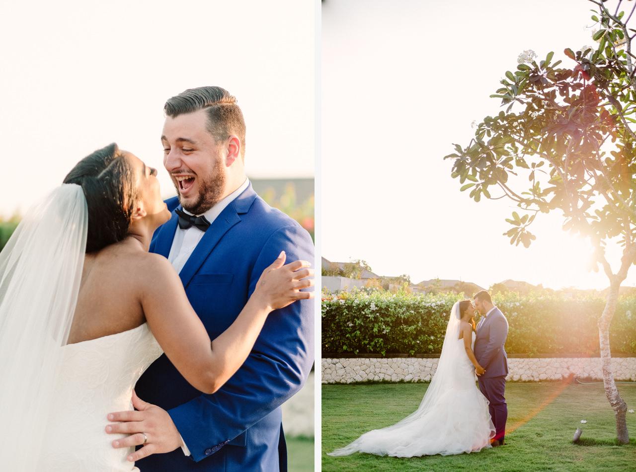 A&J: A Dramatic Bali Cliff Top Wedding Photography 22
