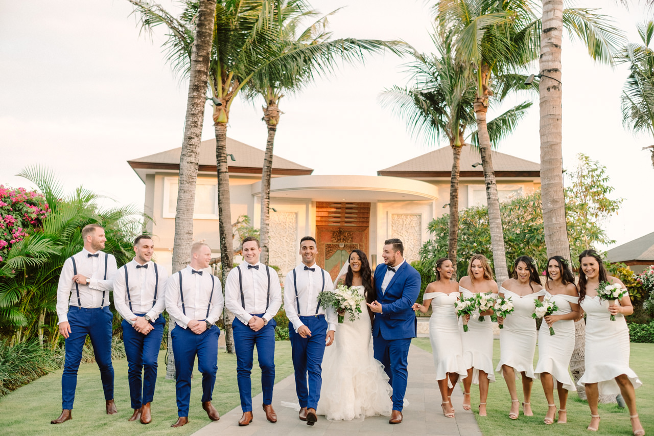 A&J: A Dramatic Bali Cliff Top Wedding Photography 23