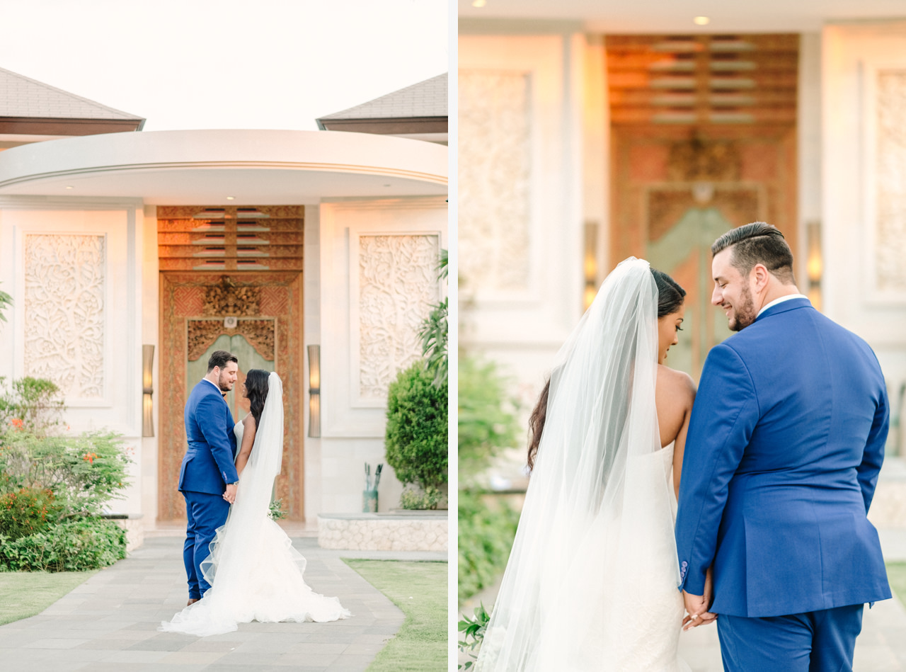A&J: A Dramatic Bali Cliff Top Wedding Photography 24