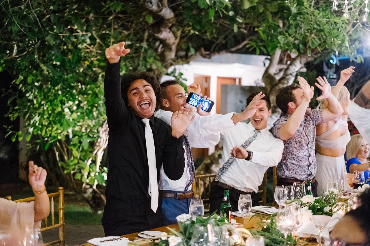 A&J: A Dramatic Bali Cliff Top Wedding Photography 30