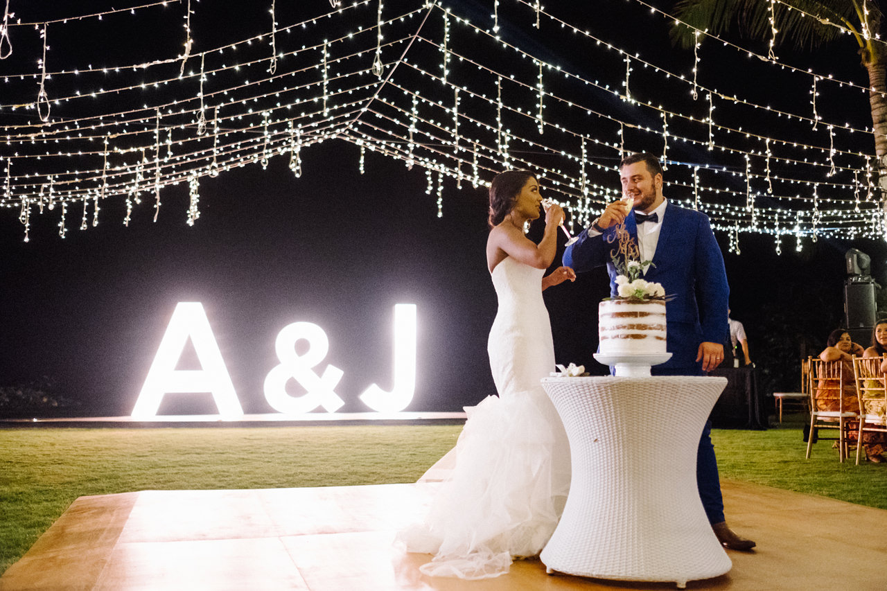 A&J: A Dramatic Bali Cliff Top Wedding Photography 32
