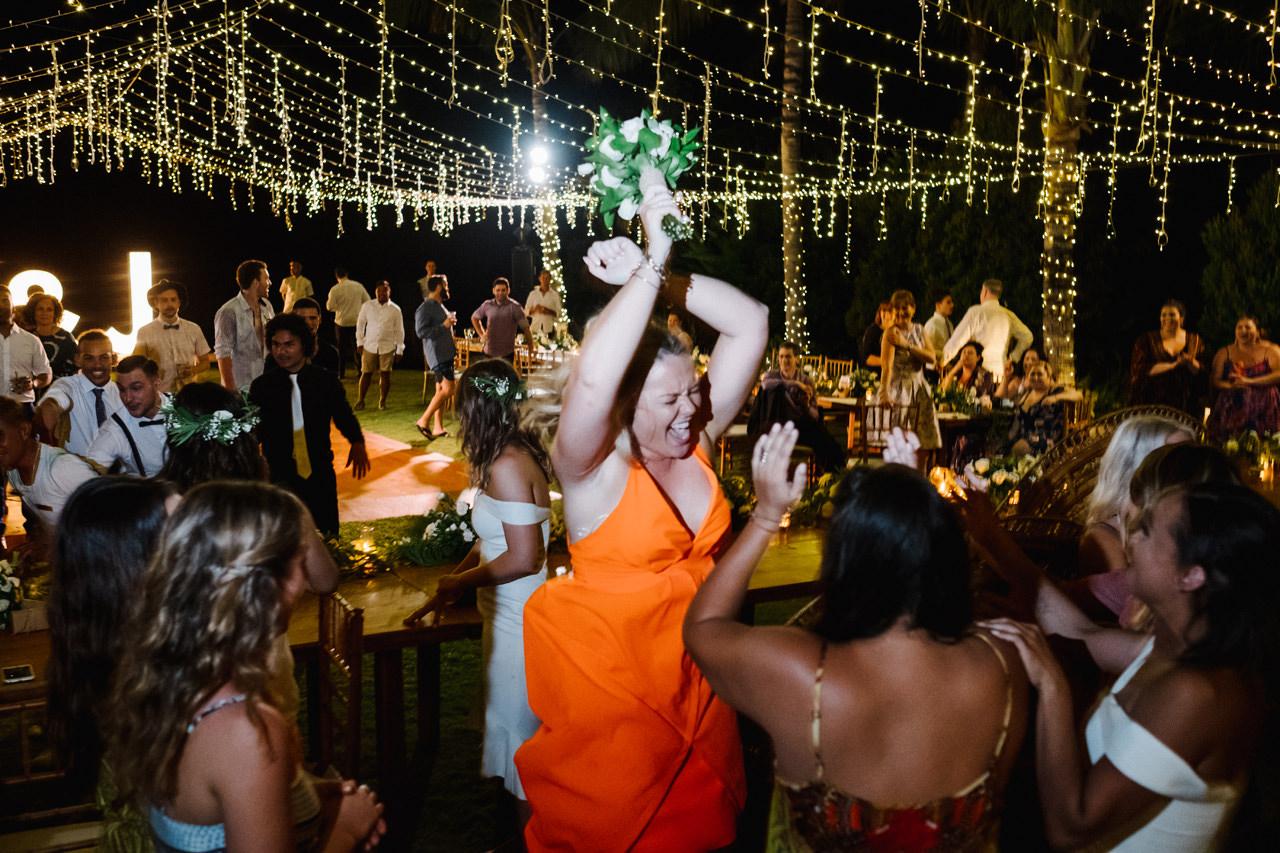 A&J: A Dramatic Bali Cliff Top Wedding Photography 35
