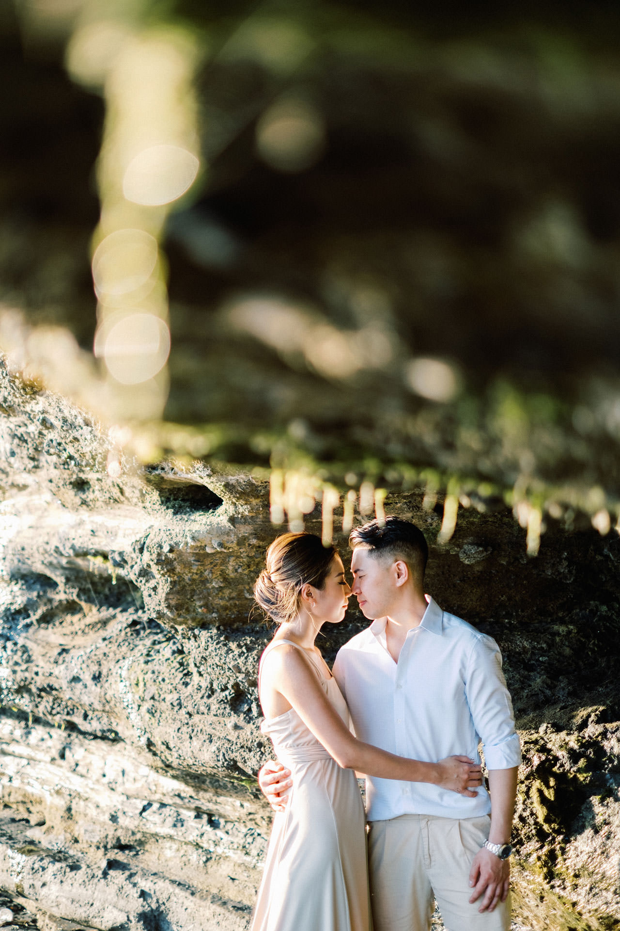 Canggu Beach Engagement Session 6