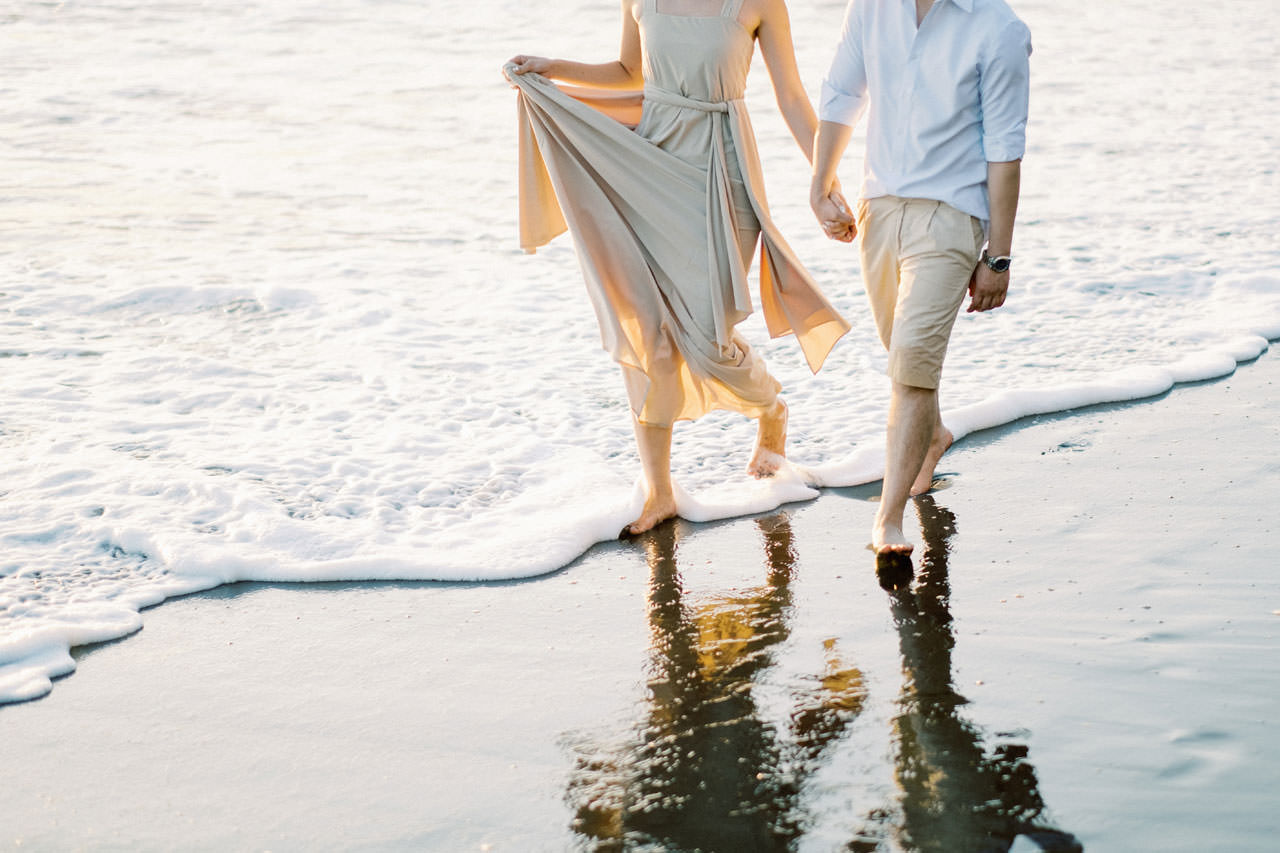 Canggu Beach Engagement Session 11