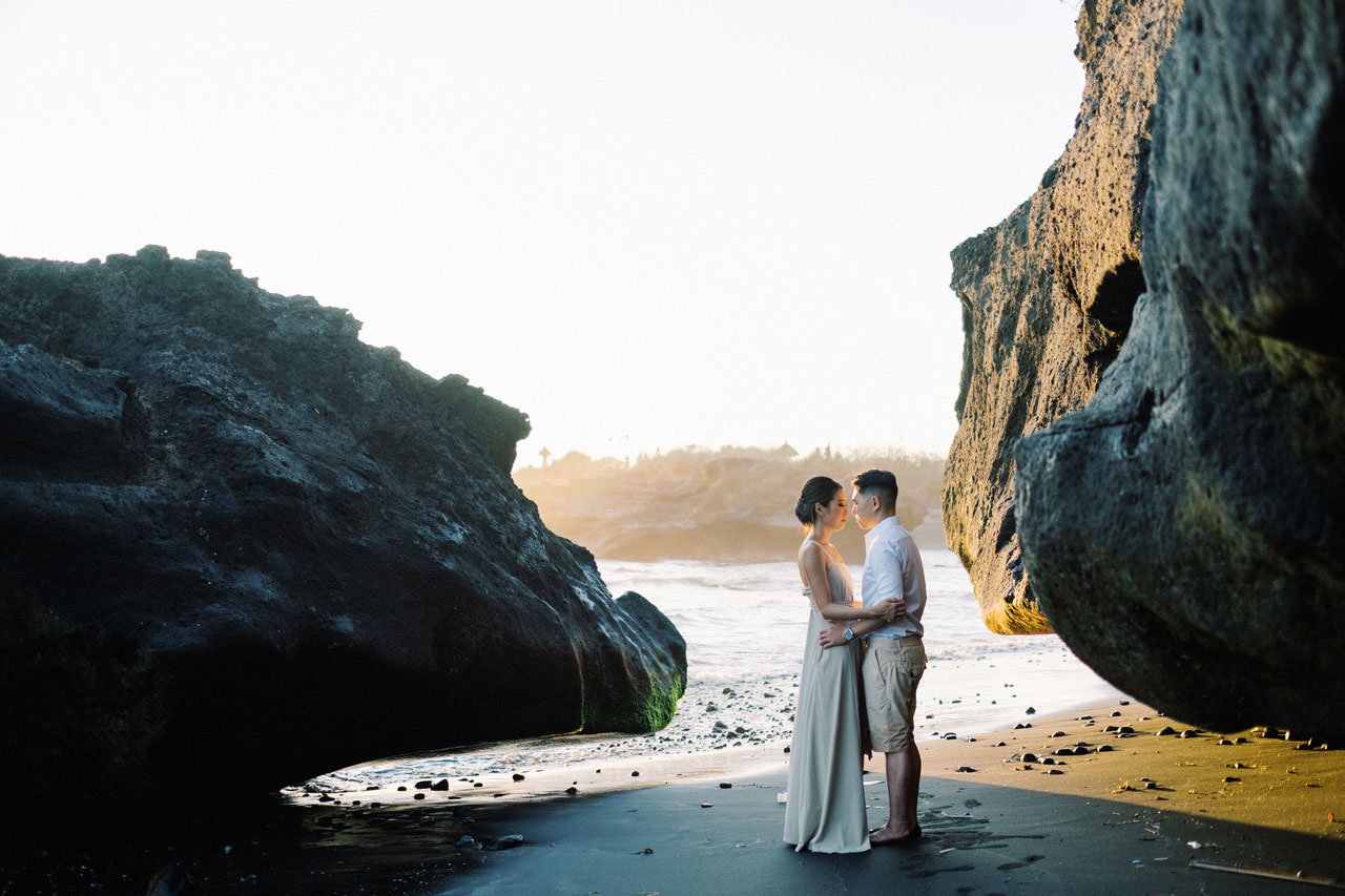 Canggu Beach Engagement Session 13