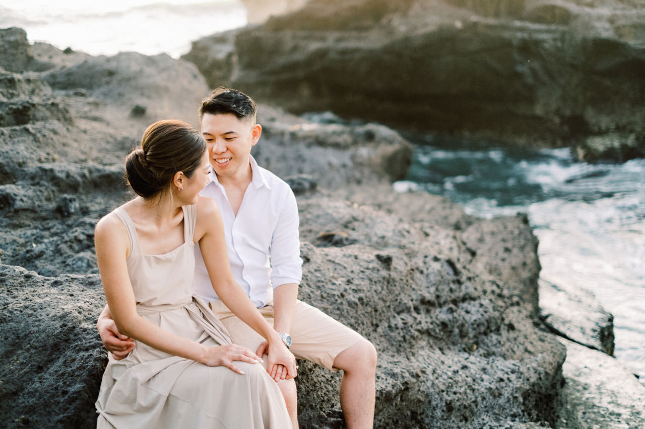 Canggu Beach Engagement Session 15