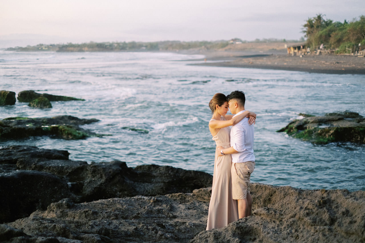 Mengening Beach Couple Session