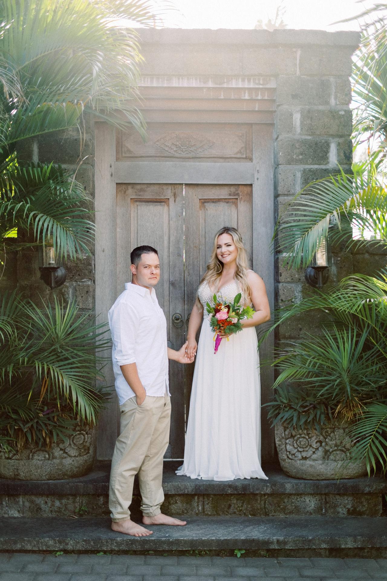 A&J: Renewal Vow in Bali 9