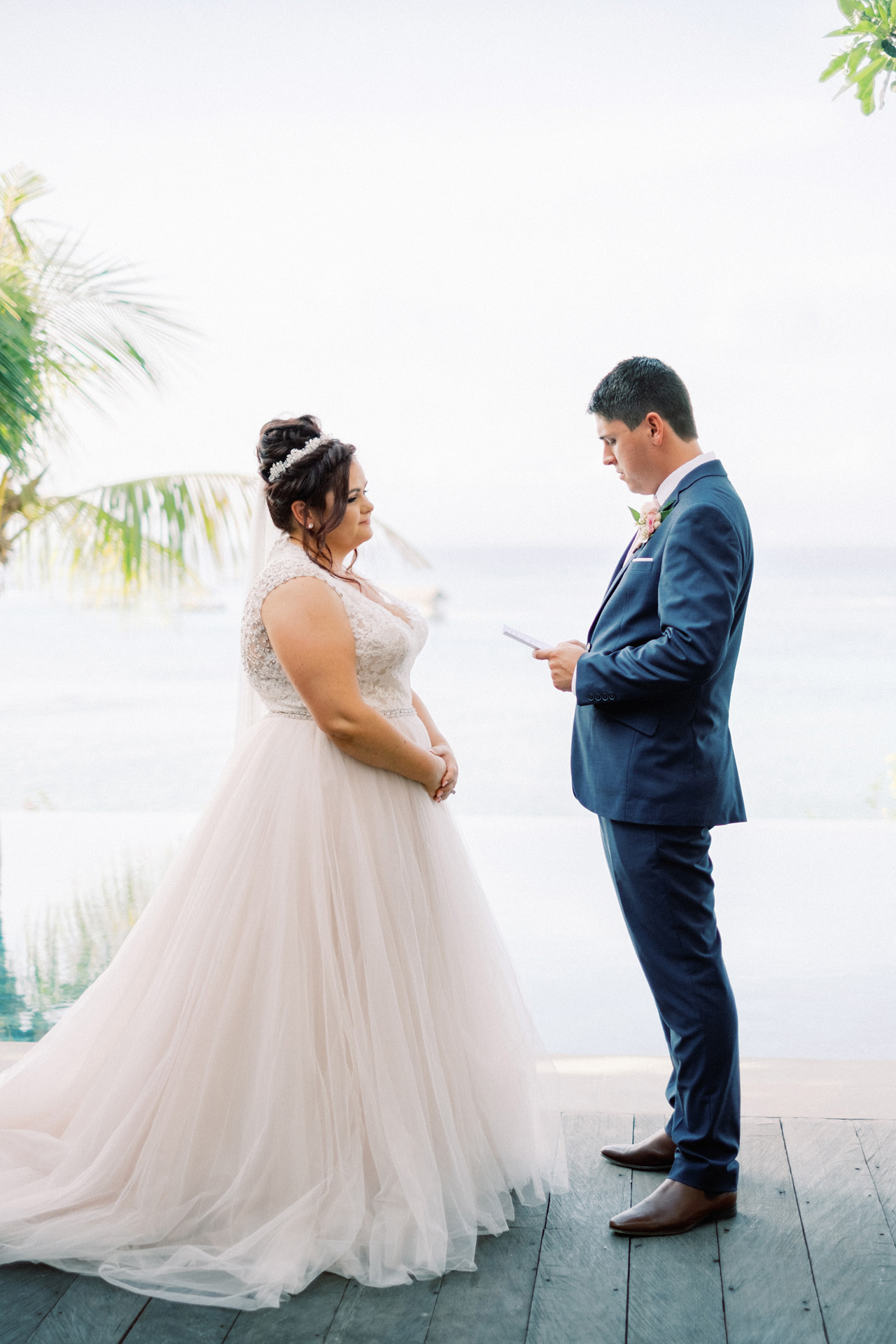 A&J: Opera Villa Nusa Lembongan Wedding 23