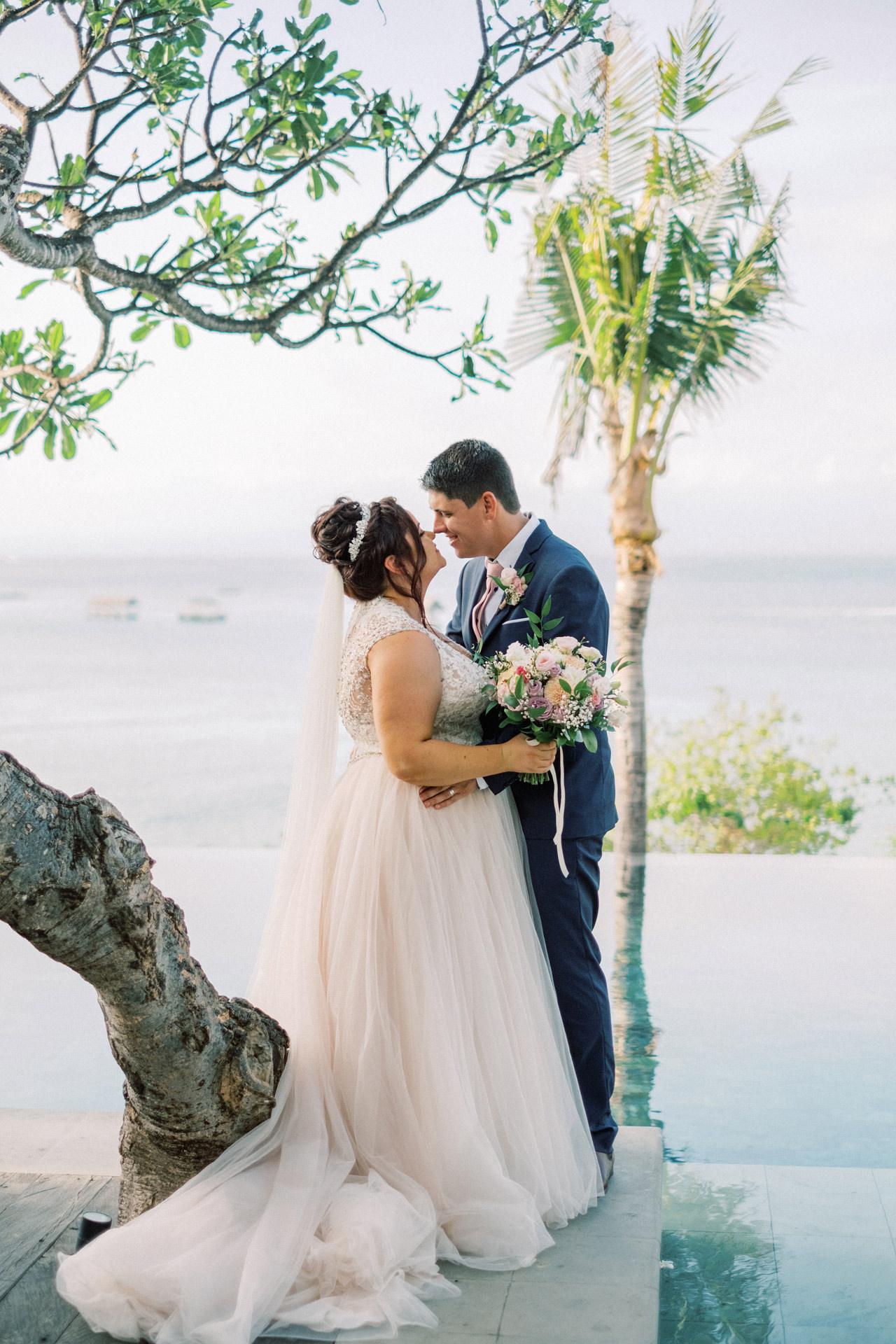 A&J: Opera Villa Nusa Lembongan Wedding 26