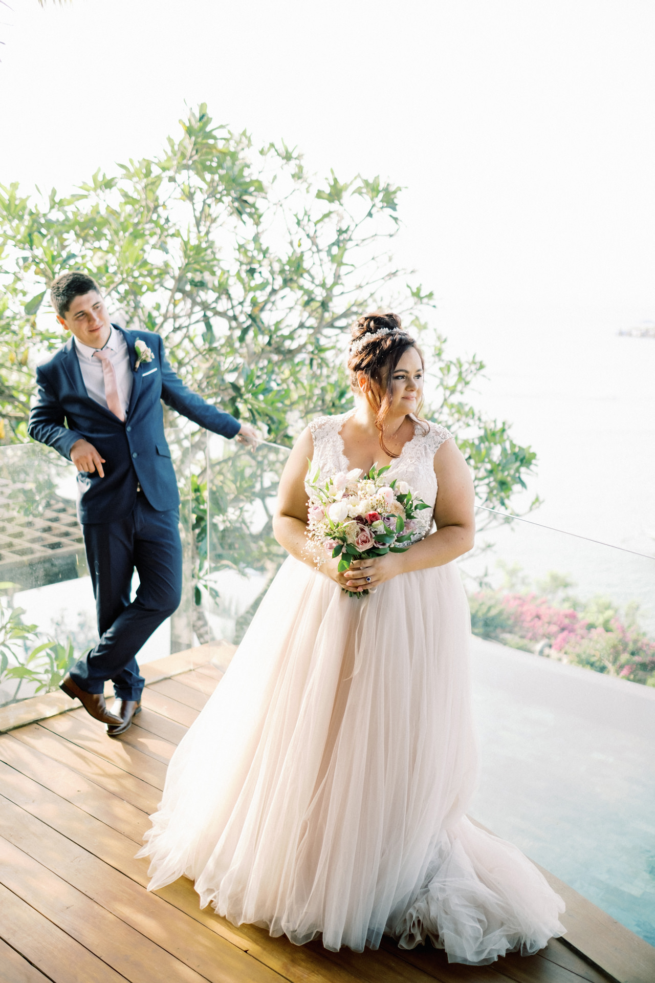 A&J: Opera Villa Nusa Lembongan Wedding 28