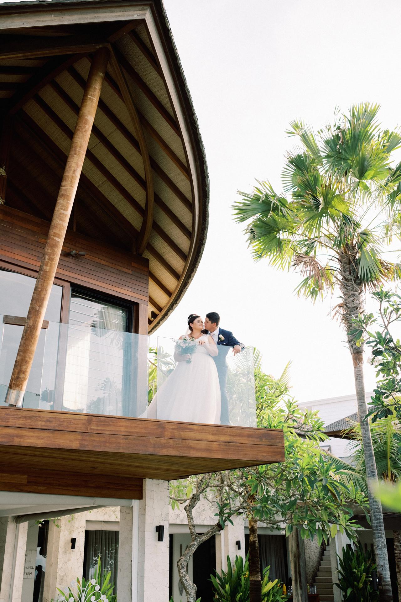 A&J: Opera Villa Nusa Lembongan Wedding 29
