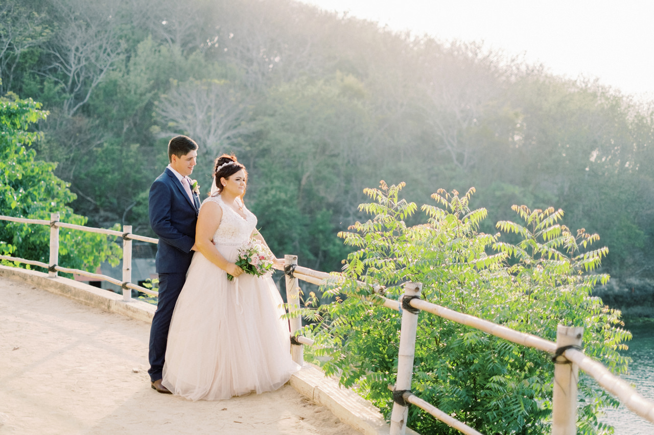 A&J: Opera Villa Nusa Lembongan Wedding 34