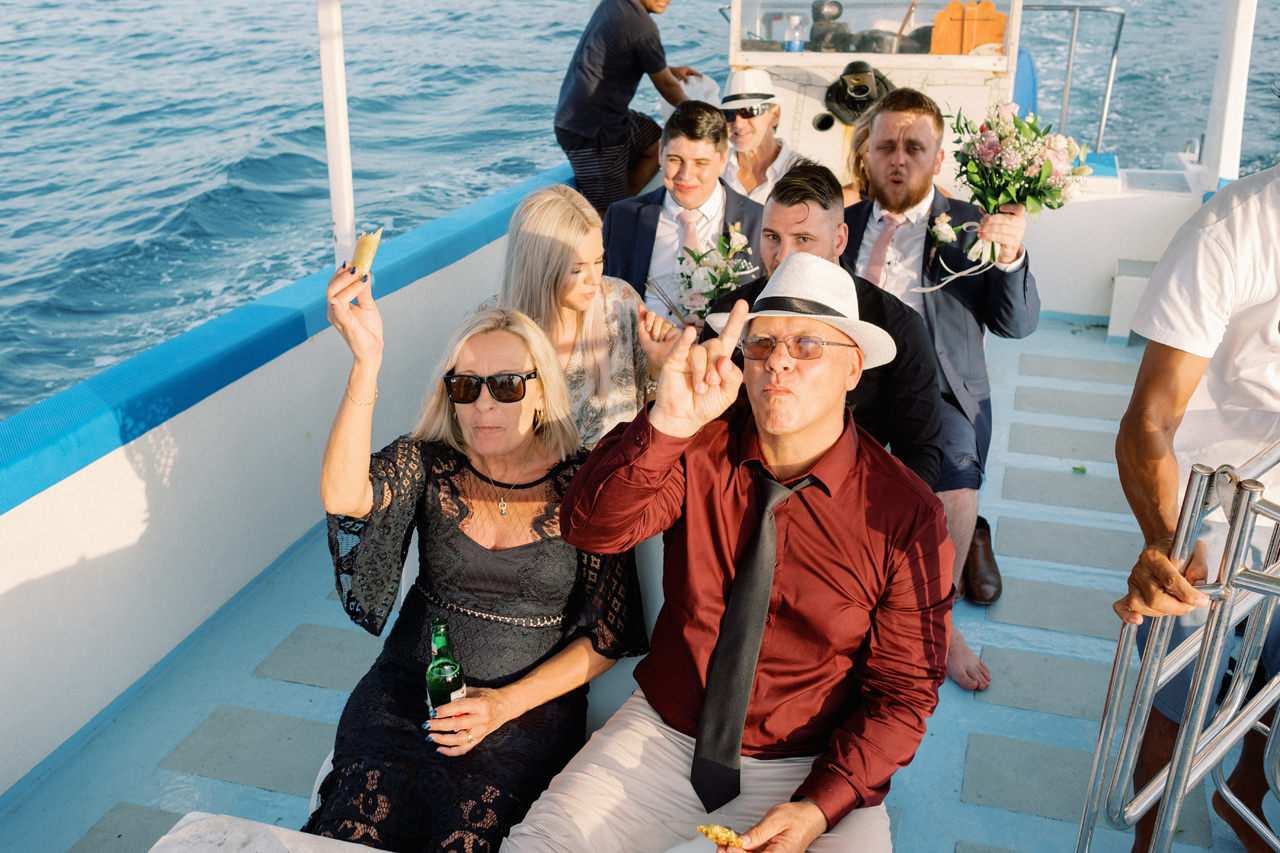 Lembongan Island Wedding Cruises