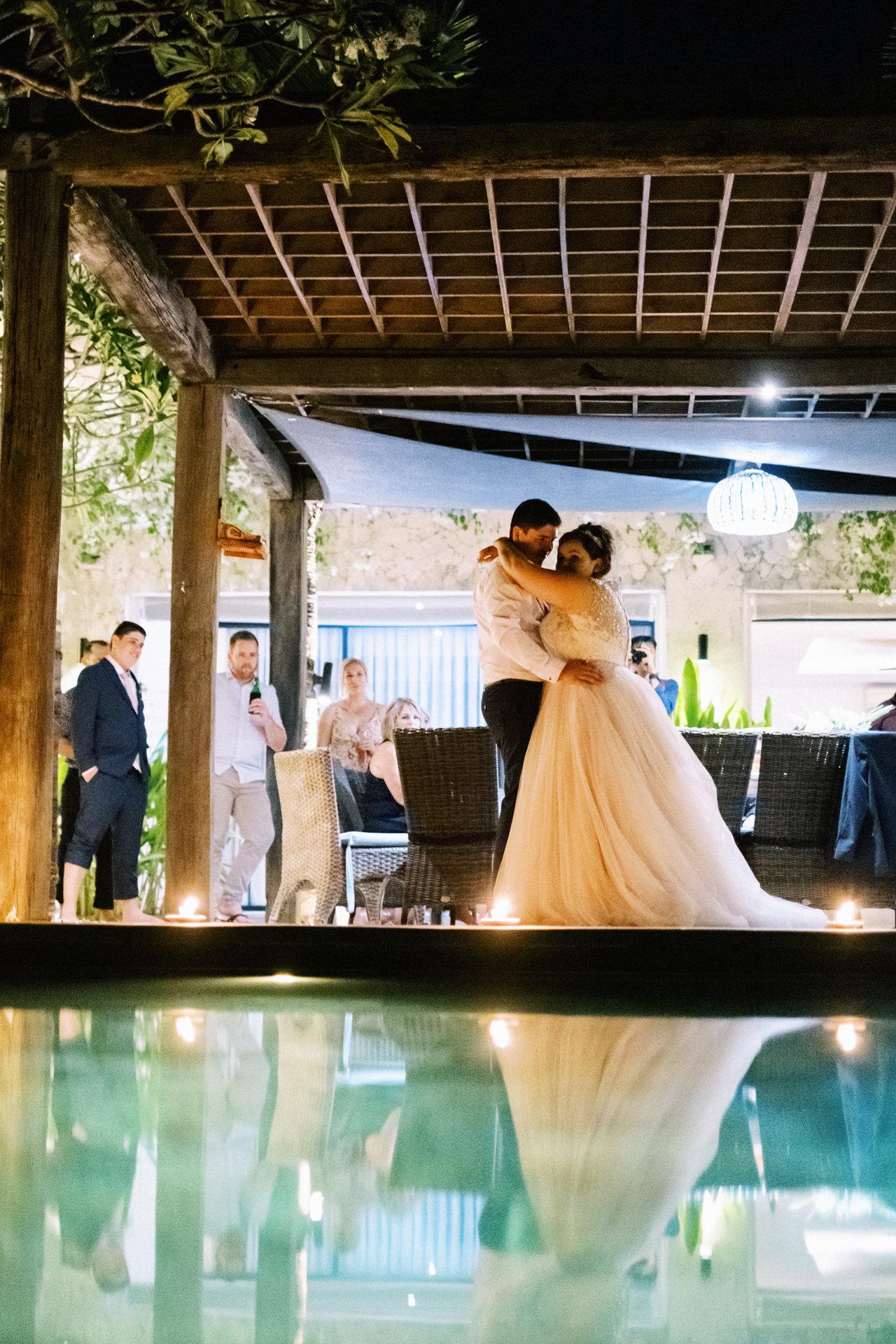 A&J: Opera Villa Nusa Lembongan Wedding 48