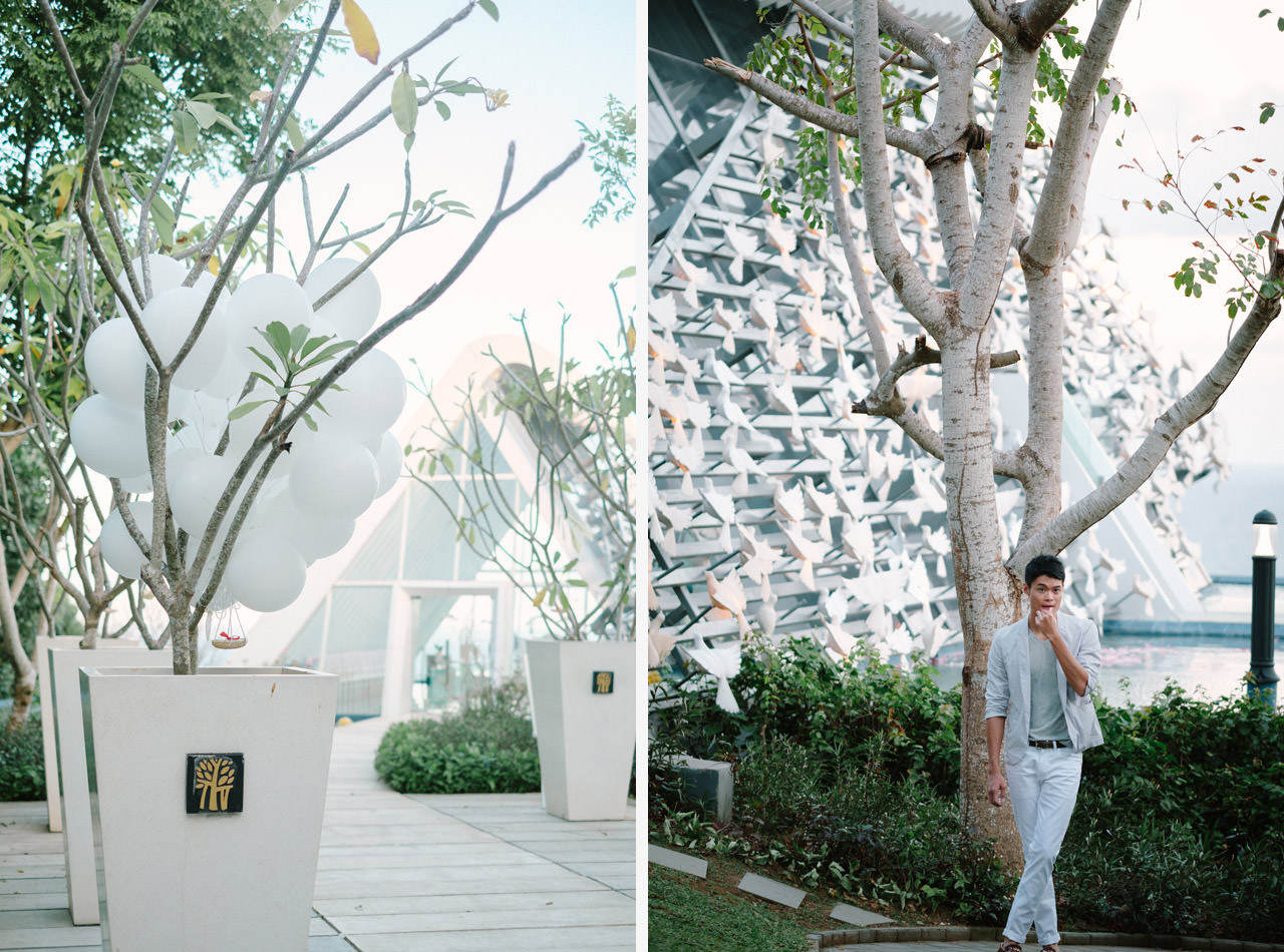 Arthur & Karman: Surprise Proposal Photography at Banyan Tree 2