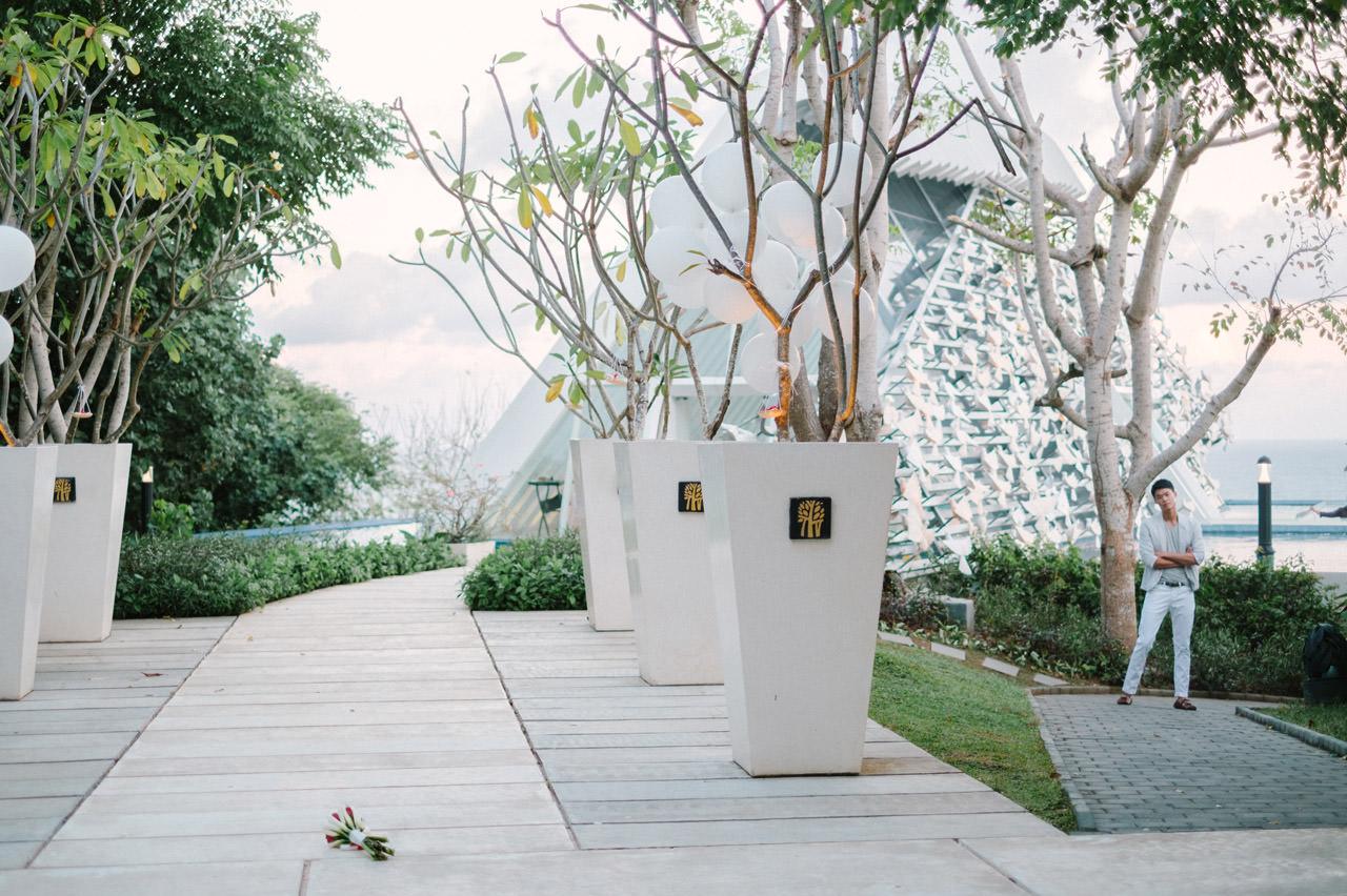Arthur & Karman: Surprise Proposal Photography at Banyan Tree 5
