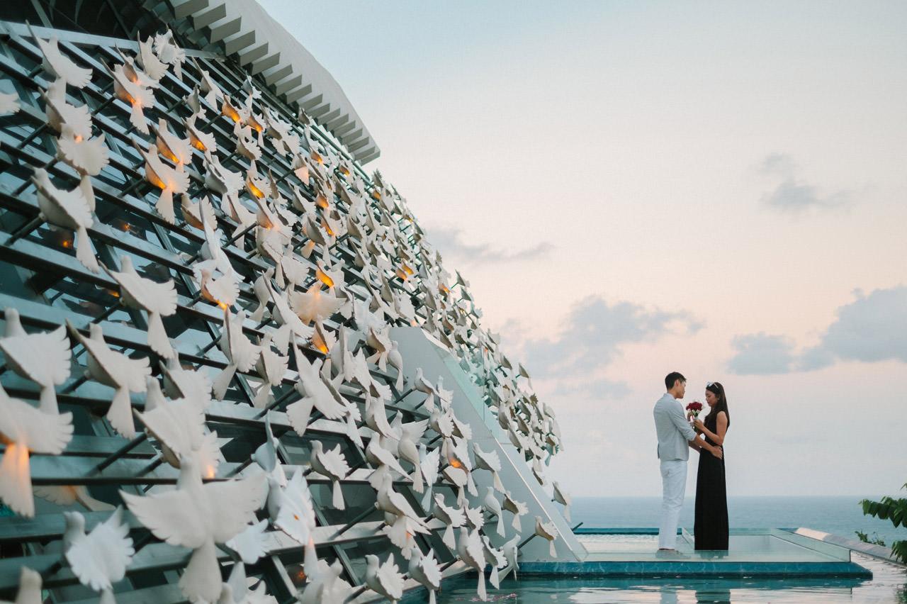 Arthur & Karman: Surprise Proposal Photography at Banyan Tree 10