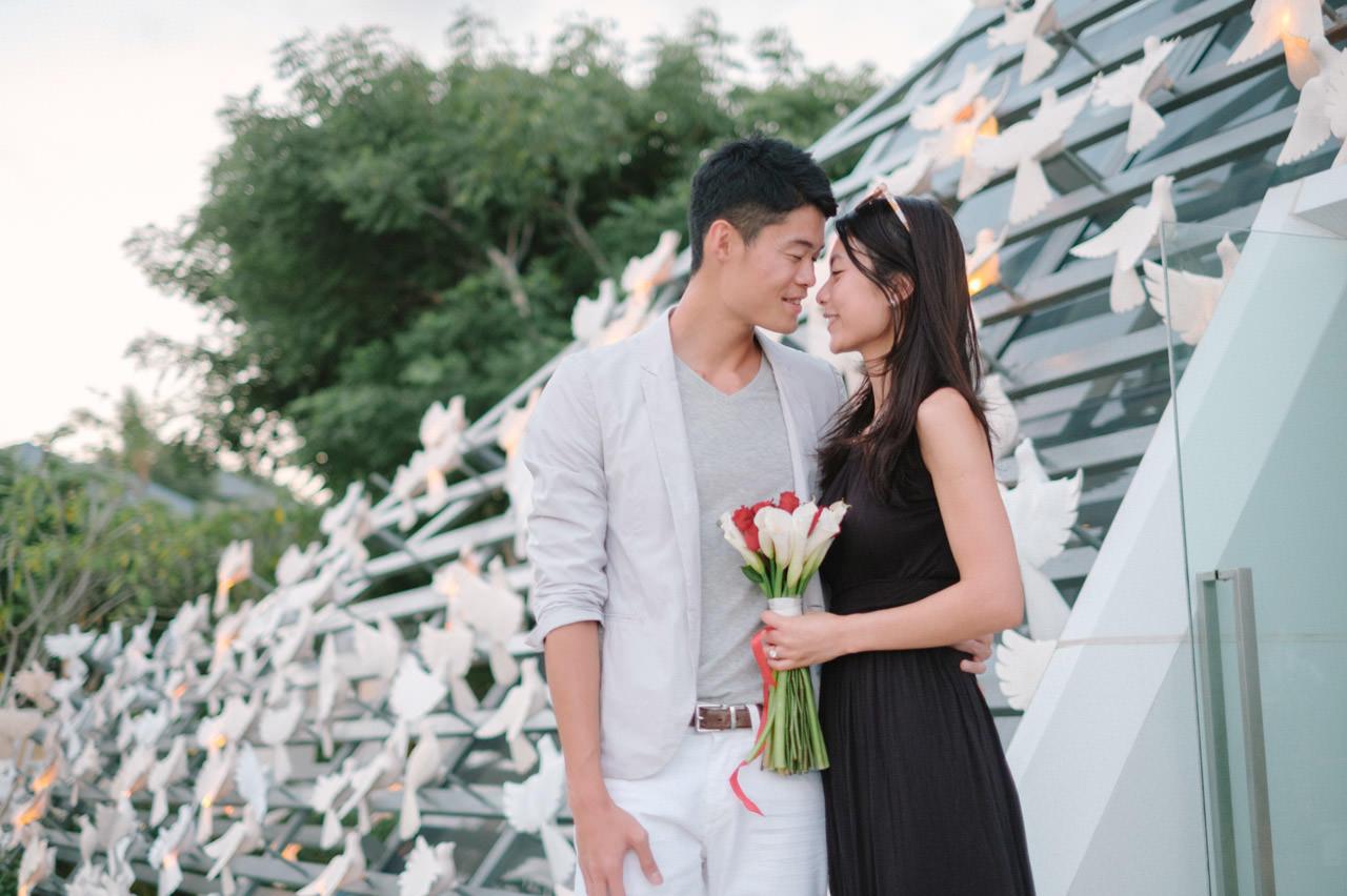 Arthur & Karman: Surprise Proposal Photography at Banyan Tree 17
