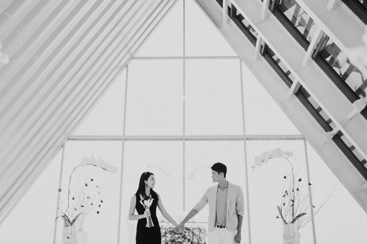 Arthur & Karman: Surprise Proposal Photography at Banyan Tree 25