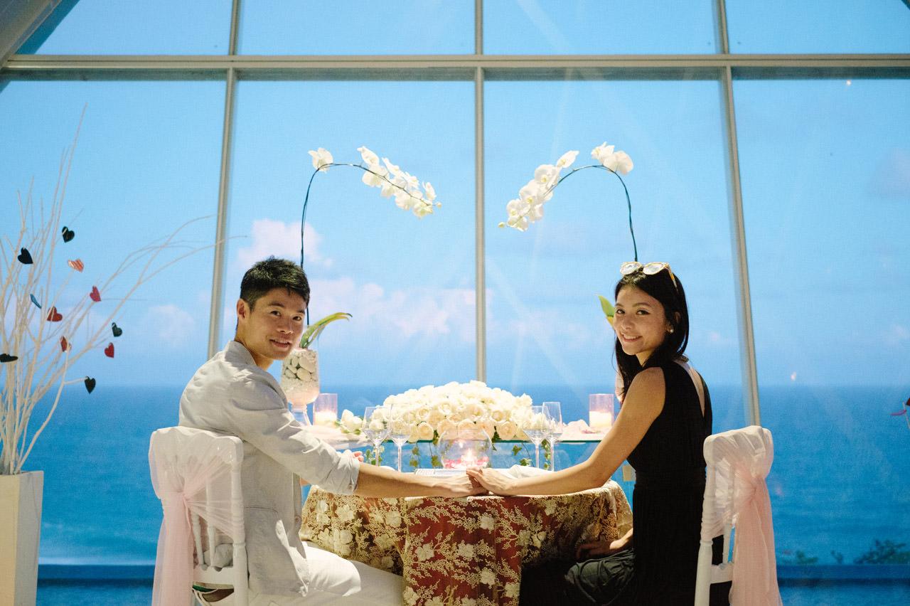 Arthur & Karman: Surprise Proposal Photography at Banyan Tree 33