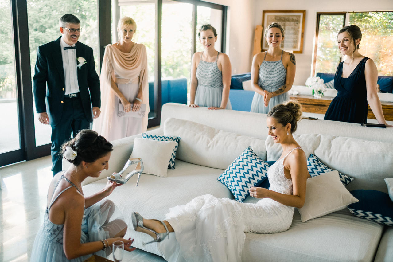 A&K: Elegant Ocean View Bali Wedding Photography 11