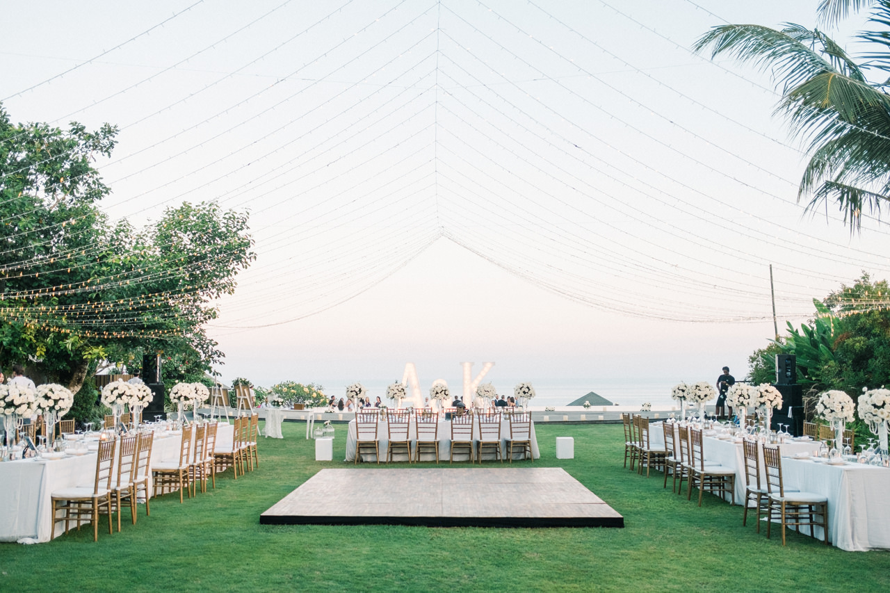 A&K: Elegant Ocean View Bali Wedding Photography 41