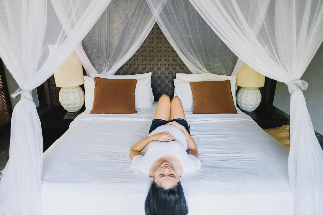 Alicia & Sashi: Maternity Photography in Seminyak Bali 10