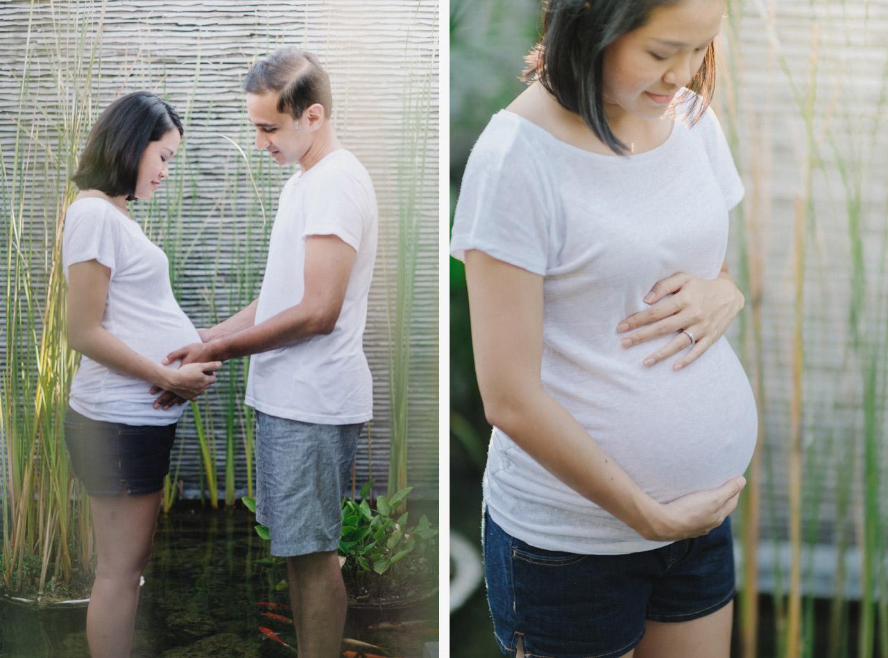 Alicia & Sashi: Maternity Photography in Seminyak Bali 17