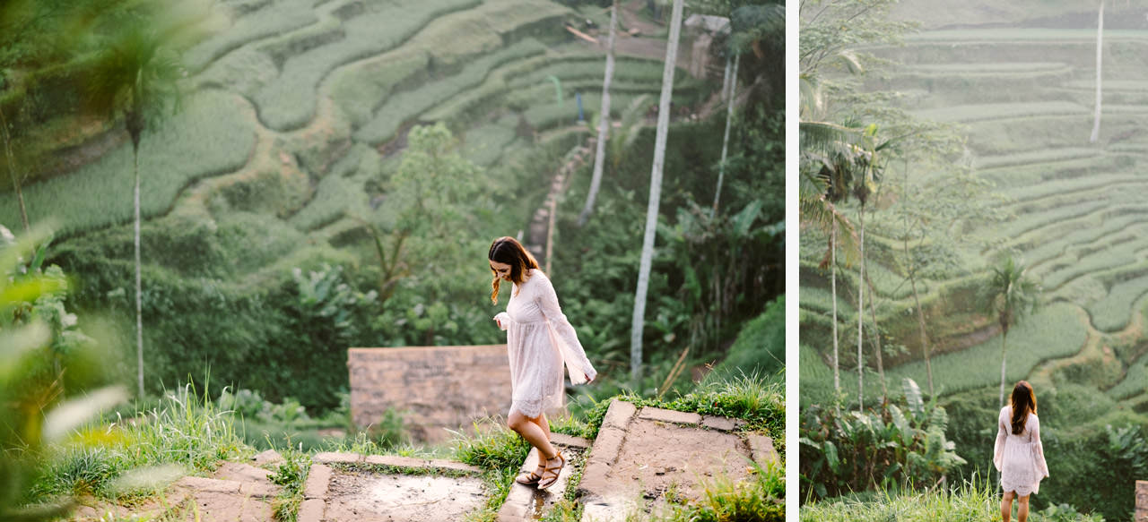 Andy & Lupe: Bali Proposal Photography at Tegalalang Rice Terrace 3