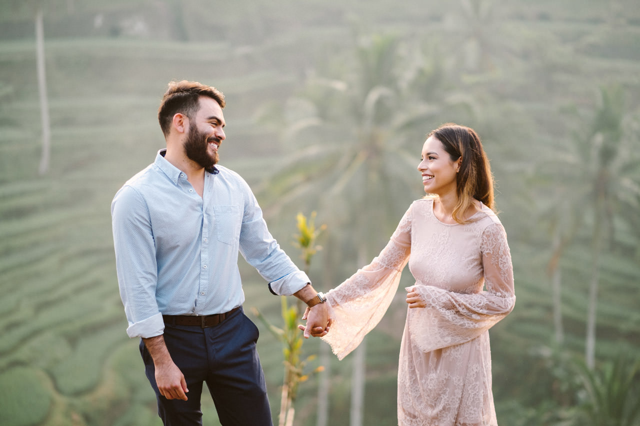 Andy & Lupe: Bali Proposal Photography at Tegalalang Rice Terrace 4