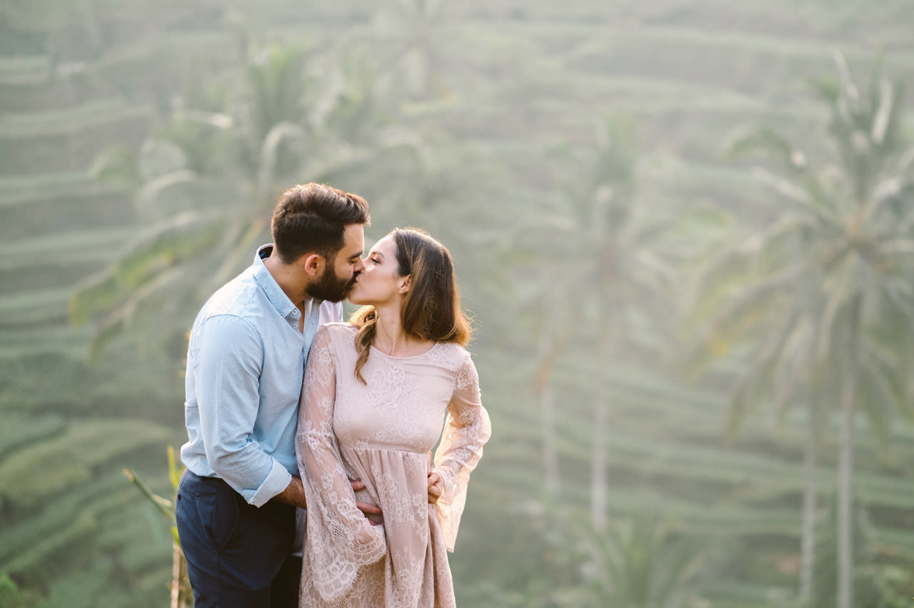 Andy & Lupe: Bali Proposal Photography at Tegalalang Rice Terrace 5