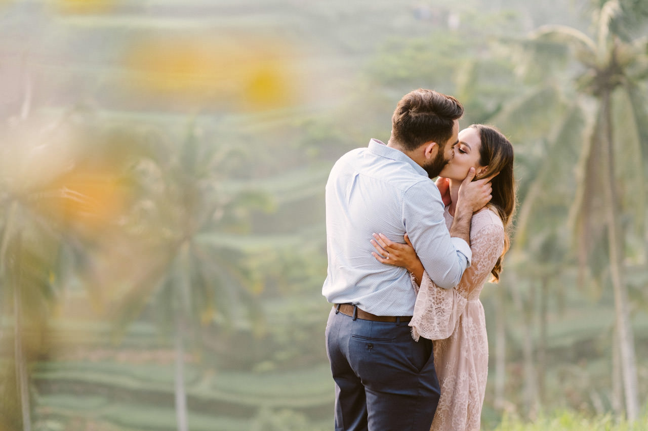 Andy & Lupe: Bali Proposal Photography at Tegalalang Rice Terrace 8
