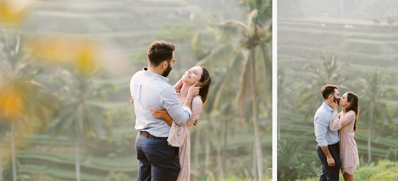 Andy & Lupe: Bali Proposal Photography at Tegalalang Rice Terrace 9