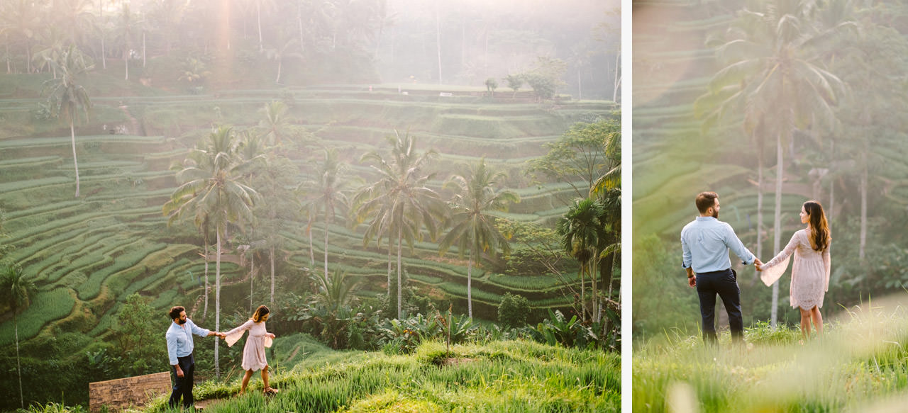 Andy & Lupe: Bali Proposal Photography at Tegalalang Rice Terrace 12