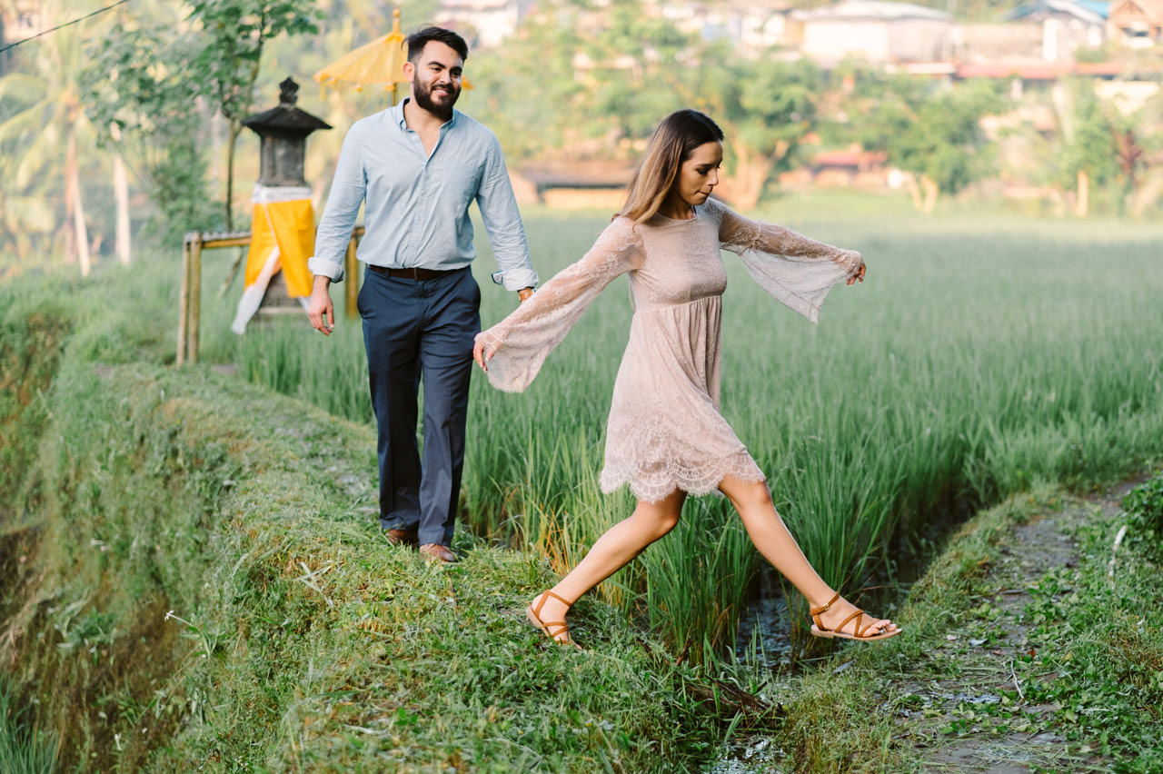 Andy & Lupe: Bali Proposal Photography at Tegalalang Rice Terrace 19
