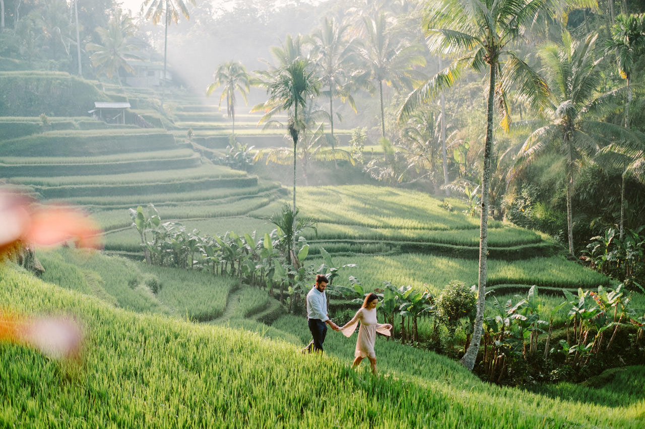 Andy & Lupe: Bali Proposal Photography at Tegalalang Rice Terrace 20