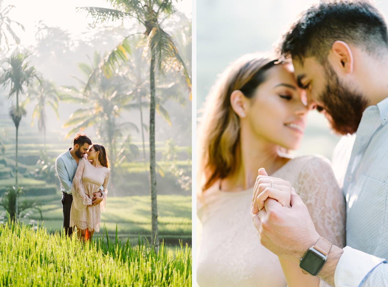 Andy & Lupe: Bali Proposal Photography at Tegalalang Rice Terrace 21
