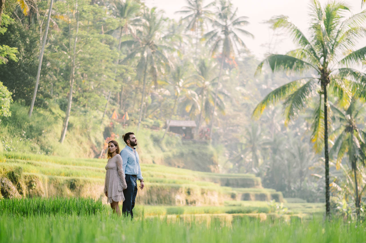 Andy & Lupe: Bali Proposal Photography at Tegalalang Rice Terrace 25