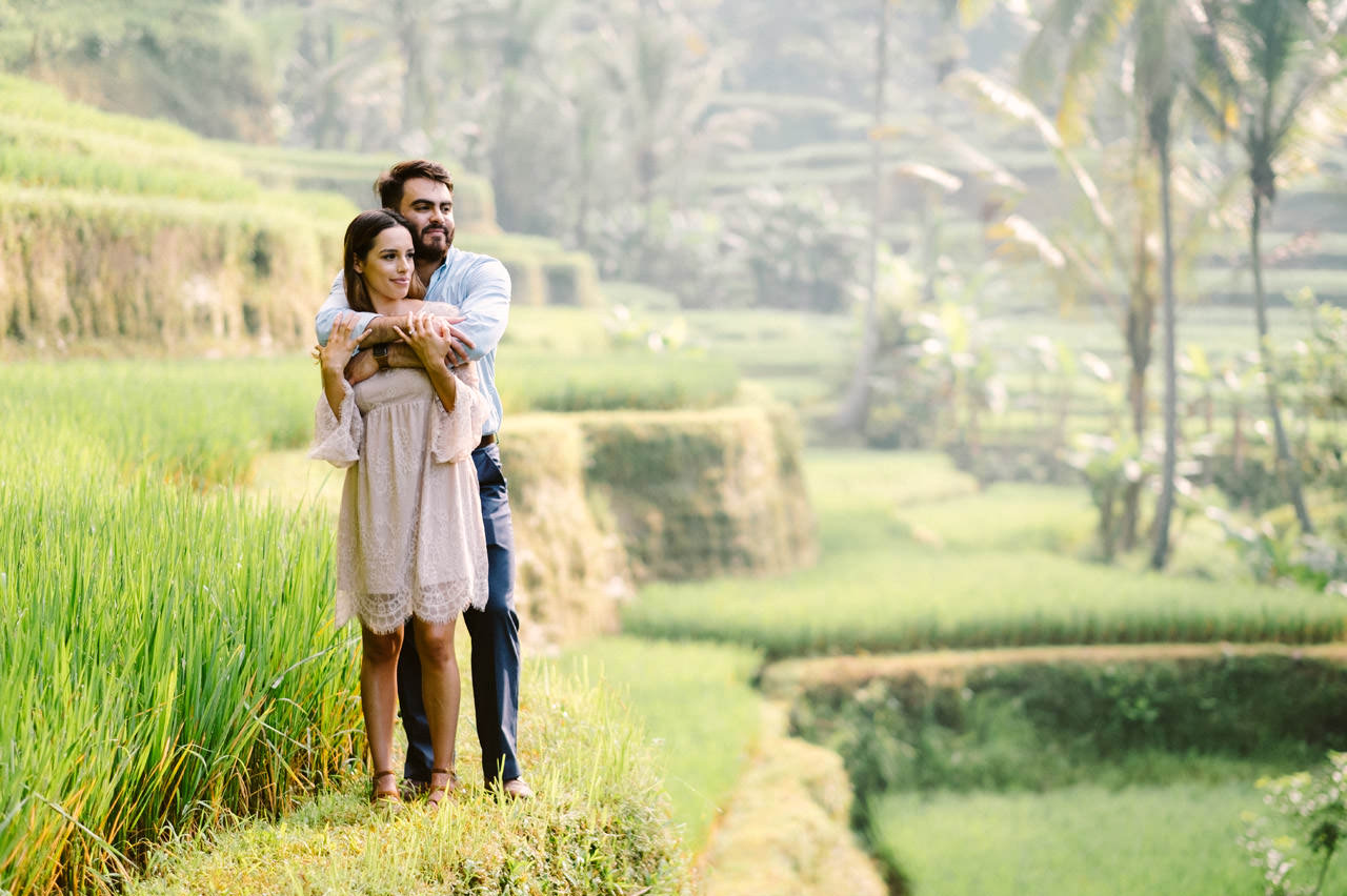 Andy & Lupe: Bali Proposal Photography at Tegalalang Rice Terrace 27