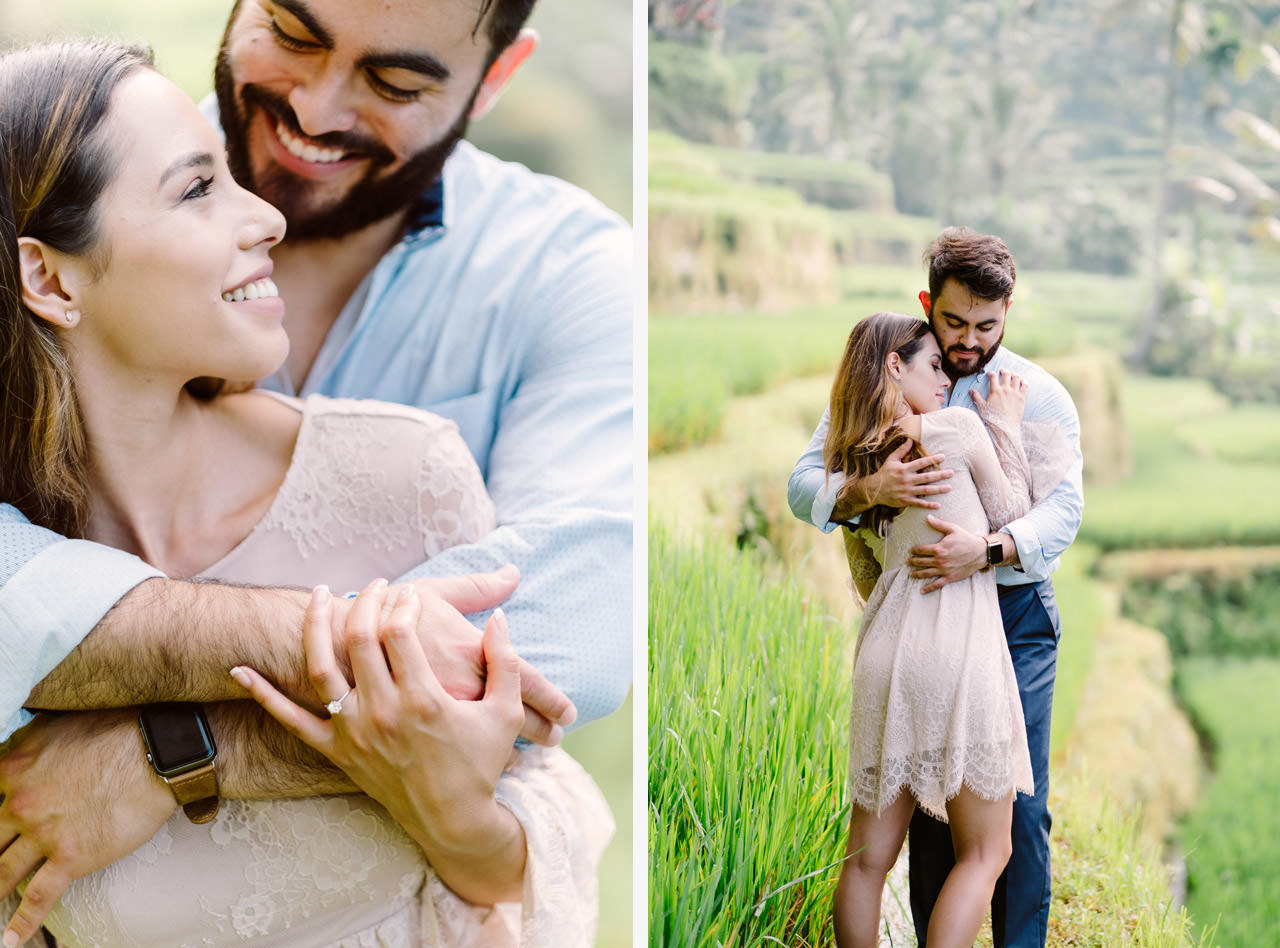 Andy & Lupe: Bali Proposal Photography at Tegalalang Rice Terrace 29