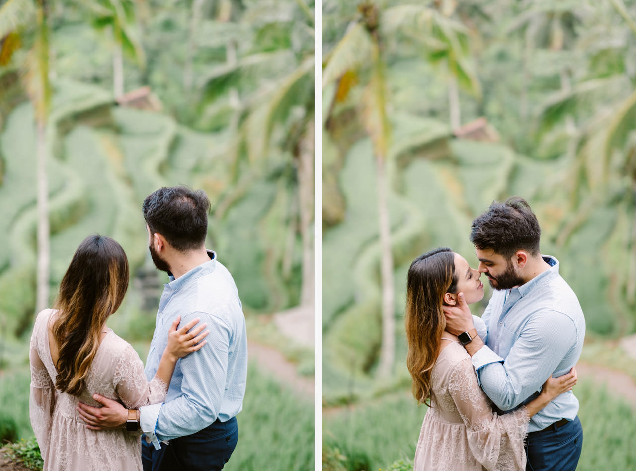 Andy & Lupe: Bali Proposal Photography at Tegalalang Rice Terrace 32